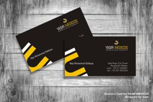 business card by satti2008