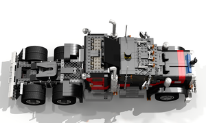 5571 Black Cat Giant Truck - Legacy Version by ryanthescooterguy