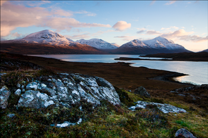 Loch Torridon Dawn by peskaa