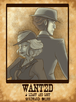 WANTED Least and Lost by stephi-JK