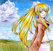 Winry by CrimsonCobwebs
