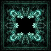 Fractal Frame by HauntedVisions