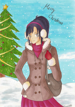 Merry Christmas by Anime-wolffi