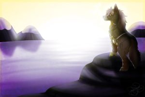 AT: The Place Where The Sky Meets The Earth by SillyTheWolf