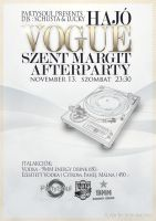 Vogue Ship Afterparty Flyer by andraspop