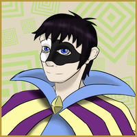 [gift] Arlequin Avatar by hylidia