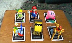 AR Games - Nintendo characters by LevelInfinitum