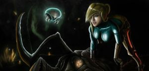 The Metroid Hunter Final by DisposableD