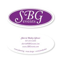 SBG Events Cards by erikfoxjackson