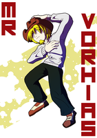 Character Card - MrVorhias by ComX-1