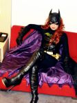 Batgirl Cosplay - here I am by ozbattlechick