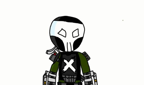 Crossbones by TheGeekyCanadian