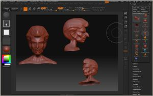 Zbrush - first thing evar by sircle