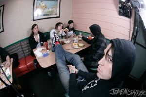 Eighteen Visions - Dennys OT by JeremySaffer