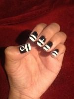 Z-Stack nails by Ariah101