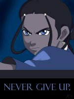 Never Give Up by GuardianDragon1