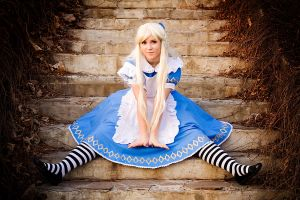 Alice in Wonderland1 by LydiaCarlton