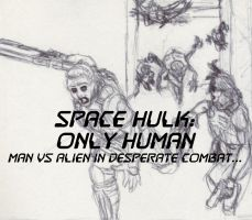 Only Human Space Hulk Mod by WordBearer