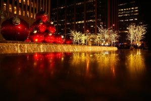 Christmas in NY by Icedance22
