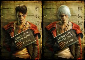 Old New Dante by DomRomNic