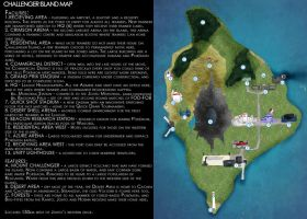 The Island - Map by Pokemon-League