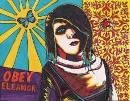 OBEY ELEANOR by NefariousDrunkPunx