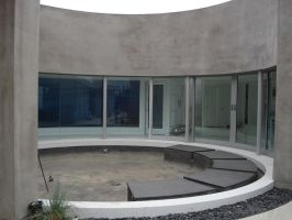 Circular Fountain by MexicanGuy