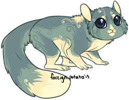 Sugar Glider design1 by foreign-potato