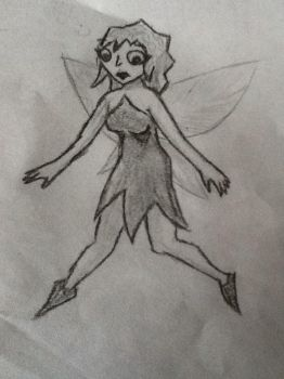 More tinker bell crap by RawmanNoodles
