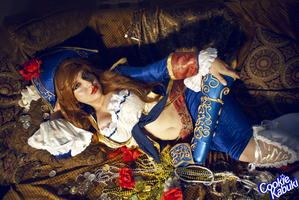 LoL: Waterloo Miss fortune IV by CookieKabuki