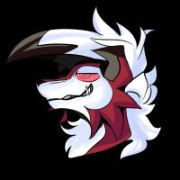 Lycanroc by Hierophant0