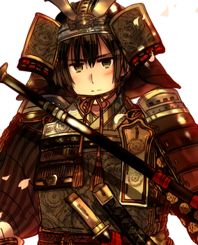 Warrior by Cioccolatodorima