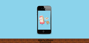 Milk for iPhone by TheWonderlands