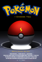 Pokemon - Movie Poster Style by foreverCTY