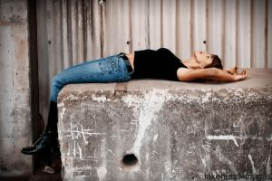 Stretched out unconscious by lakehurst-images
