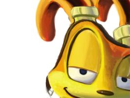 Daxter by Mewtheed