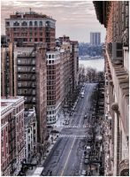 West 86th to the Hudson by steeber