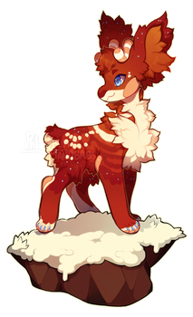 [Auction] :: Cherry Fawn by PhloxeButt