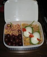 Bento for 6-28-10 by l33tn3ko