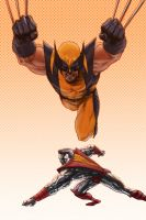 WOLVERINE WEDNESDAY - 20 by reau
