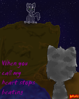 JayXHalf- When you call my Heart Stops Beating by Dawnfire2025
