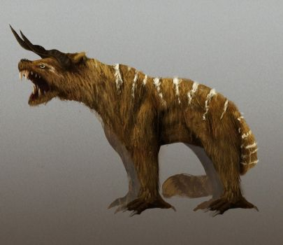 Forest Creature by MySoulDive