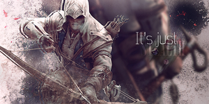Connor - Assassin's Creed by LeoBueno