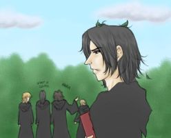 Marauders being meanies-again by sinister-otaku