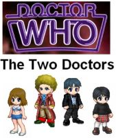 The Two Doctors of Gaia by BlueBeacon