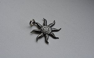 Azura's Star (Oblivion)  The Elder Scrolls Pendant by Worldofjewelcraft