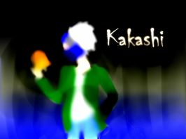 Blurry Kakashi is Blurry by uchiha-13