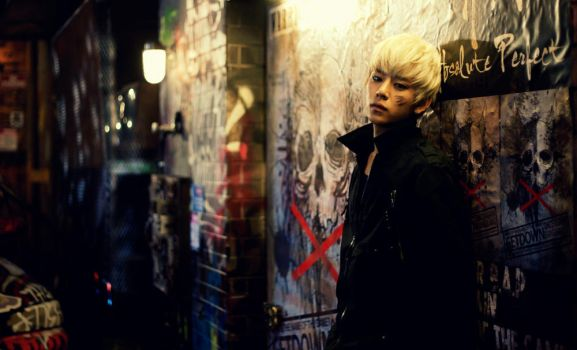 B.A.P Daehyun Wallpaper by fuckyeahKPOP