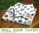 Skull Book Cover Download by TRAVALE