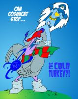 CosmiCat's Thanksgiving Throwdown by PlummyPress